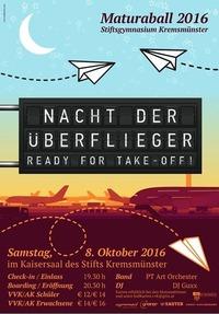 Nacht der Überflieger - Ready for Take Off@Stiftshof