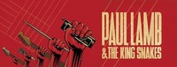 Paul Lamb & The King Snakes // Blue Monday // Rockhouse Salzburg@Rockhouse