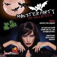 Monsterparty zu Halloween@Jedermann