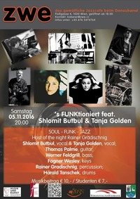 S FUNKtioniert feat. Shlomit Butbul & Tania Golden@ZWE