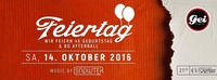 Feiertag & BG Afterball mit DJ Snowtek II GEI Musikclub@GEI Musikclub