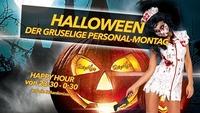 Halloween Zombie Klinik@12er Alm Bar