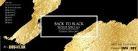 Back to Black - Secret Specials - Next Day is a Holiday@Bollwerk