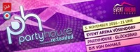 Partyhouse Revival mit Andy Norris & Tom van Hoed | Sa, 5.11.@Event Arena
