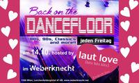 Back on the Dancefloor@Weberknecht