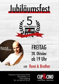 5 Jahre Cup&Cino Salzburg@Cup&Cino