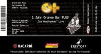 """1 Jahr Orange PLUS mit """"DIE Musikanten""""@Orange Bar"""