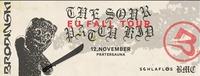 Brodinski: The Sour Patch Kid Tour - Vienna@Pratersauna