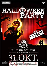 K1 - Halloween Party@K1 - Club Lounge