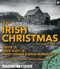 21st Guinness Irisch Christmas Concert@Cselley Mühle