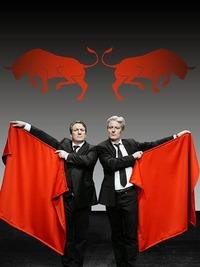Kabarett - Flügel - Florian Scheuba & Robert Palfrader@Cselley Mühle