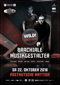 BMG - Brachiale Musikgestalter@Postkutsche