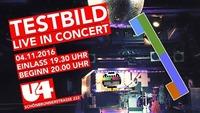 Testbild LIVE in Concert@U4