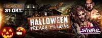 Halloween - Freaky Monday@Shake