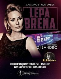 Lepa Brena@Club Liberty
