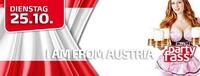 I am from Austria@Partyfass