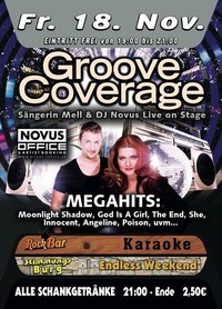 Groove Coverage@Excalibur