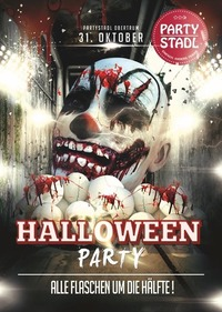 Halloween Party@Partystadl