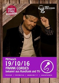 Frank Cordes Live@Partystadl