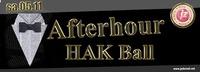 Afterhour HAK Ball@Jederzeit Club Lounge