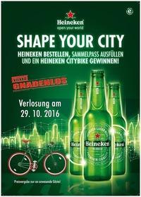 Shape your city!@Gnadenlos