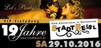 19 JAHRE - Stadtbeisl - Schärding@Stadtbeisl