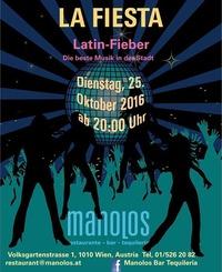La Fiesta@Manolos