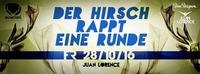 Der Hirsch rappt eine Runde mit Juan Lorence@Wildwechsel
