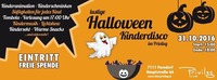 Kinder-Disco zu Halloween im Privileg@Club Privileg