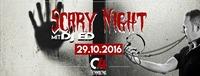 Scary Night mit DJ ED@C4 Danceclub 2.0
