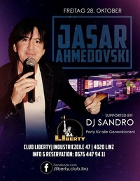 Jasar Ahmedovski@Club Liberty