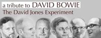 A Tribute To David Bowie // The David Jones Experiment@Rockhouse