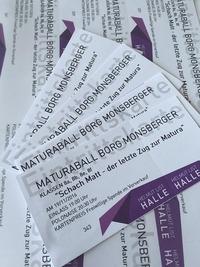 Schach Matt - Der letzte Zug zur Matura@Helmut-List-Halle