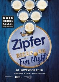 Bierpong Fun-Night@Ratsherrnkeller