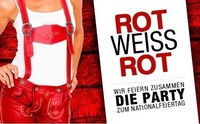 Rot-Weiss-Rot Party@Gaudi Alm