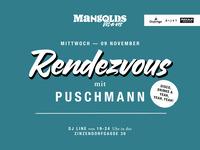 Rendezvous mit Puschmann I Hausboot@Mangolds vis-a-vis