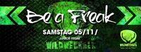 Be a FREAK mit Junior Freak@Wildwechsel