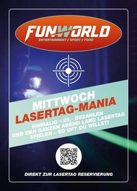 Lasertag-Mania@Funworld Hard