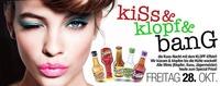 KISS & KLOPF & BANG – die Kuss-Nacht mit dem KLOPF-Effekt!@Bollwerk Klagenfurt