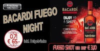 Bacardi Fuego Night!@Partymaus