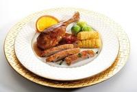 Saisonales Dinner im Restaurant Bloom@CAFÉ BAR BLOOM