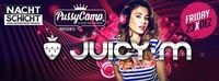 JUICY M goes PussyCamp - nachtschicht@Nachtschicht