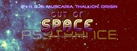 Out Of Space Psytrance Club // Do 24.11. Weberknecht@Weberknecht
