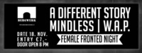 Female Fronted Night | Bergwerk Neusiedl@Bergwerk