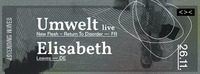 Ascending Waves with Umwelt live & Elisabeth@Grelle Forelle