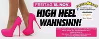 HIGH HEEL Wahnsinn!@Fledermaus Graz