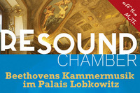 RESOUND Chamber - Beethoven im Palais Lobkowitz - Ilia Korol & Natalia Grigorjeva@Palais Lobkowitz (Theatermuseum=