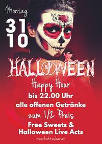 Halloween im Kaktus@Kaktus Bar