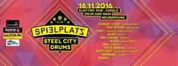 ❋Steel City Drums❋ Drum&Bass♬Neurophunk♬Jungle♬Dub@Club Spielplatz