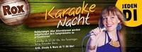 Karaoke Nacht!@Rox Musicbar Linz